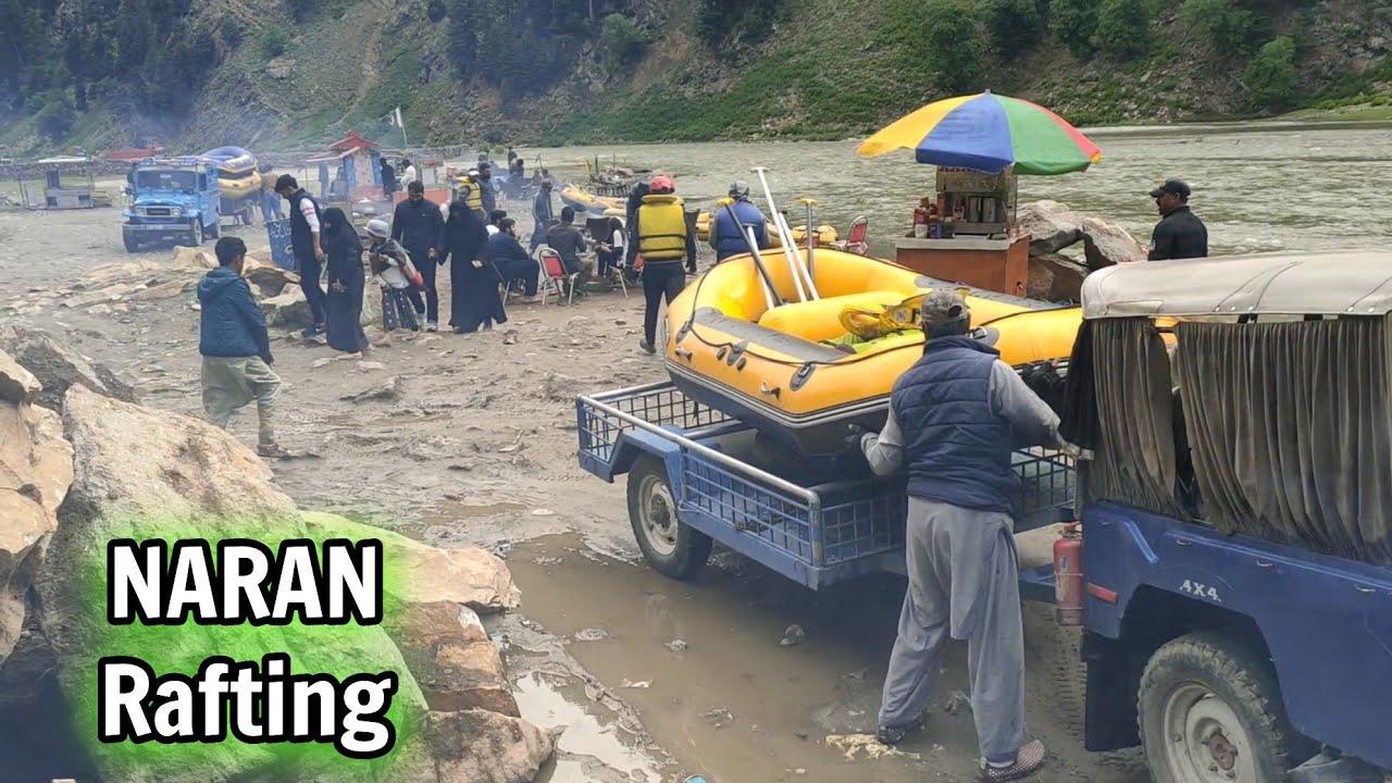 Rafting in Kunhar River Naran
