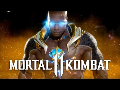 Mortal Kombat - Official Geras Reveal Trailer thumbnail