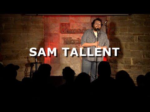 Sam Tallent - The Secret Road - Comedy Works
