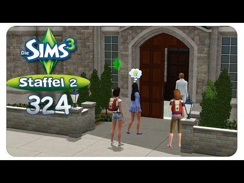 Der erste Unterrichtstag #324 Die Sims 3 Staffel 2 [alle Addons] - Let's Play