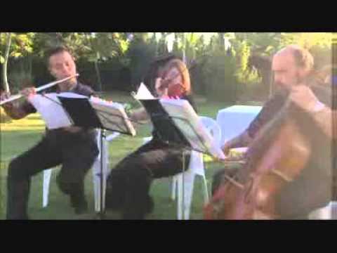 Trio de Músicos para amenizar tu boda en Guadalupe, Murcia