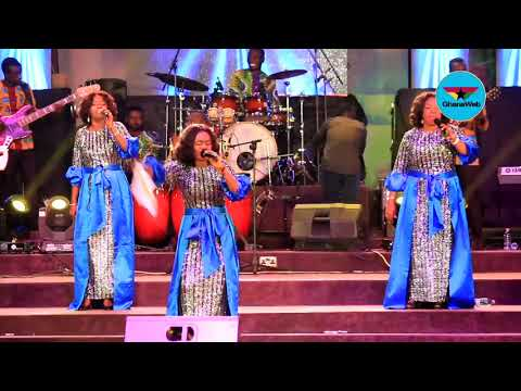 Daughters of Glorious Jesus' full performance at 'Back2Back concert'