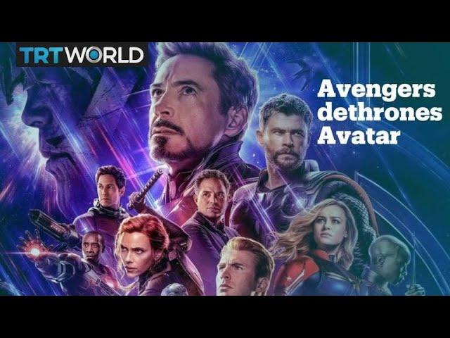 'Avengers: Endgame' beats 'Avatar' as highest-grossing film of all time