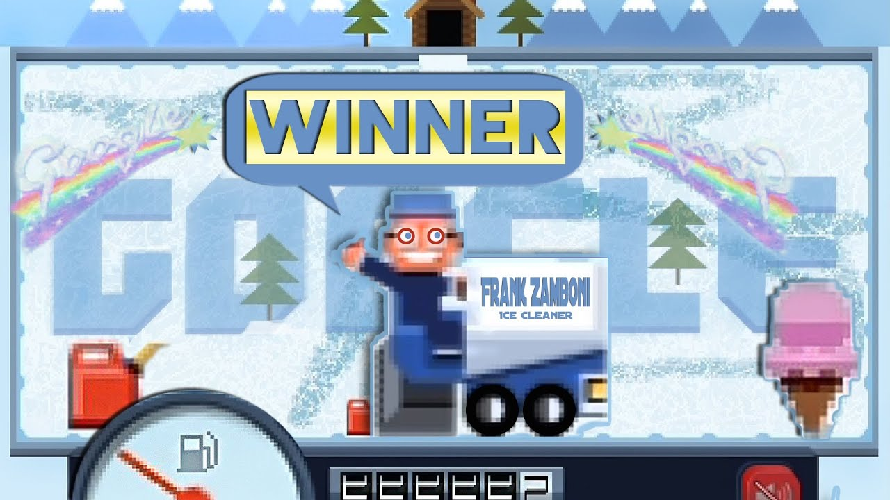 Frank Zamboni Interactive Google Doodle Hq New Game On