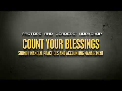 Sound Financial Practices and Accounting - Susan McCarthy
