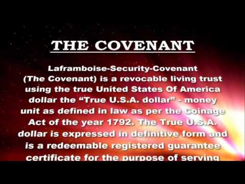 [2017] Rita Anne Laframboise Trustee - Laframboise Security Covenant