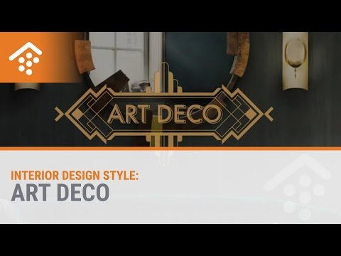 Interior Design Styles: Art Deco