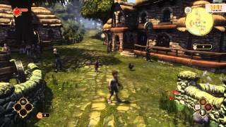 FABLE ANNIVERSARY / XBOX 360 / Gameplay / Обзор игры / HD 1080