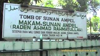 Ampel Mosque and Arabic Town - Surabaya