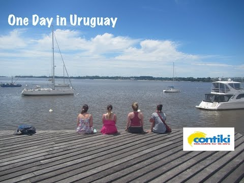 One Day in Uruguay