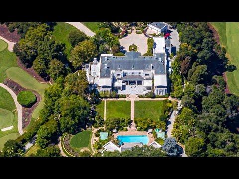 Casa Encantada Bel Air Mansion Tour