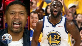 Blazers should make Draymond Green beat them, not the Splash Brothers - Jalen Rose | Jalen & Jacoby