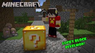 Minecraft 1.8.9 - Como instalar o LUCKY BLOCK PIXELMON MOD!