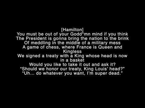 Cabinet Battle #2 Lyrics