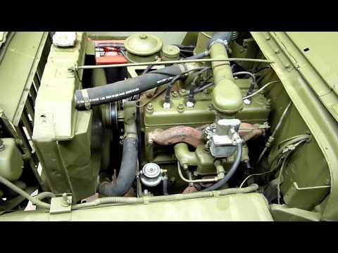Willys Jeep CJ2A - Revivaler |Jeep Cj2a Engines