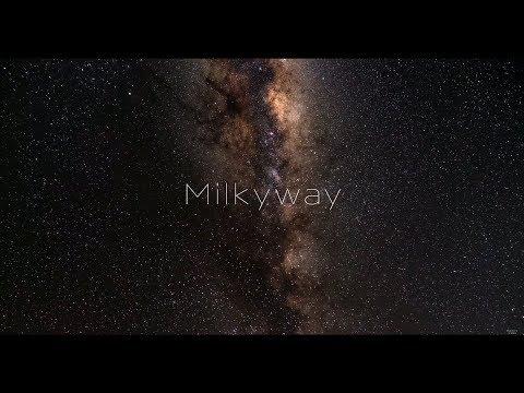 Млечный путь | 4K Таймлапс