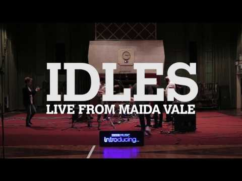 Maida Vale Session : Idles - Stendhal Syndrome