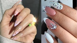 DIY Simple Nails / Trending Diy Nail Designs Ideas / Easy Nail Art !