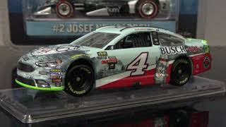 Kevin Harvick 2017 Busch NA Ford NASCAR Diecast Review