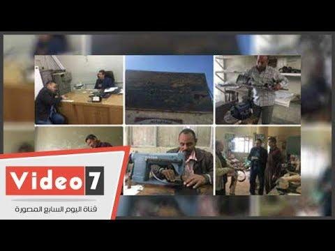 قصة أول مركز لصناعة الأطراف الصناعية فى الصعيد  - 05:21-2018 / 1 / 14