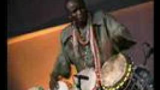 Senegal Mbalax: Ismaila Sane - Tour in Spain 2004