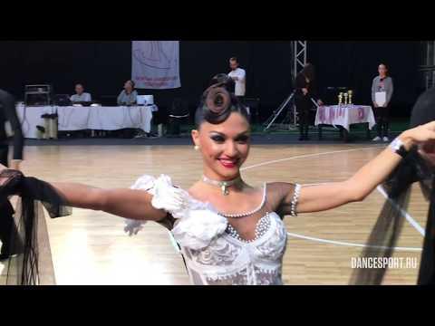 WDSF World Open Standard, Final Viennese Waltz Change partners