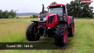 Tracteur : Zetor revient sur le marché du six-cylindres