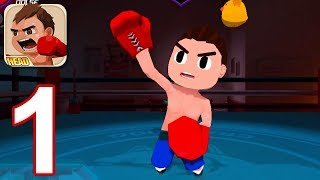 Head Boxing - Gameplay Walkthrough Part 1 (iOS, Android)