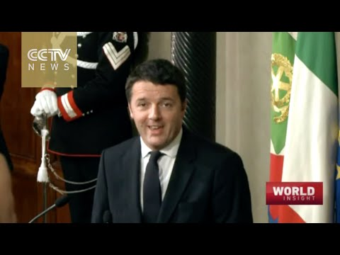 Discussion: Exclusive interview with Italian PM Matteo Renzi