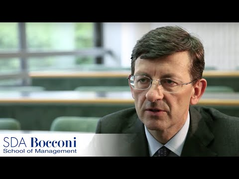 Vittorio Colao - Leadership Series Full-Time MBA | SDA Bocconi