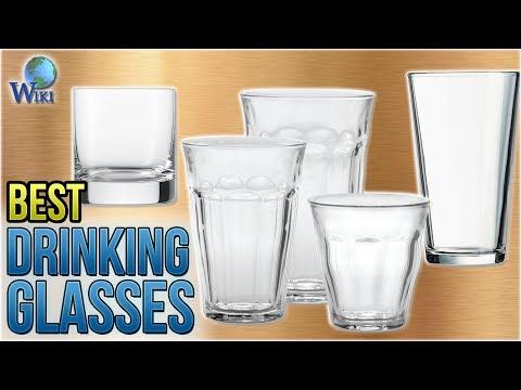 10 Best Drinking Glasses 2018