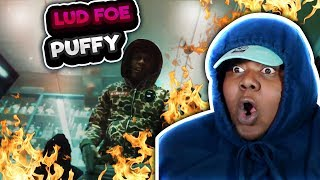 LUD FOE BACK ON THAT GUTTA STUFF! IT SLAPS!!Lud Foe Puffy REACTION!!!