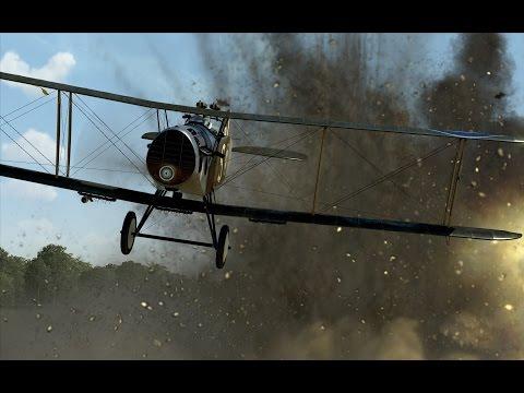 Rise of Flight. Bristol F.2B Fighter, The Brisfit.