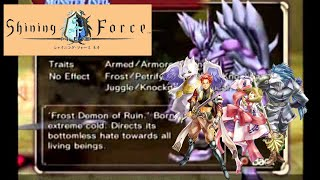 Shining Force Neo - Final Boss Part 1