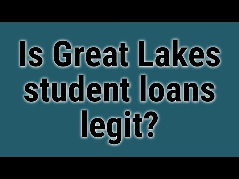 Is Great Lakes Student Loans Legit?