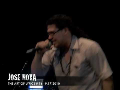 Download JOSE NOVA @ THEARTOFLYRICS # 16.m4v