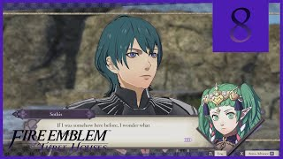 Memories Fire Emblem Three Houses 8