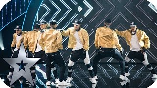 Black Diamonds | Gala 02 | Got Talent Portugal 2017