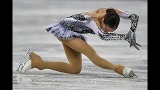 Алина Загитова Короткая программа КП Чемпионат Европы 2018