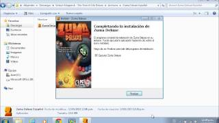 Como Descargar E Instalar Zuma Deluxe Completo Y En Español