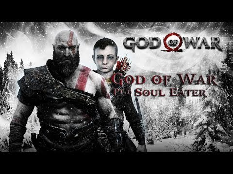 God of War: Pt. 6 Helping Broc find his Wizard friend. First soul eater fight. PS4 Pro