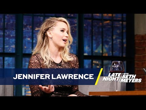 Jennifer Lawrence Got into a Bar Fight in Budapest