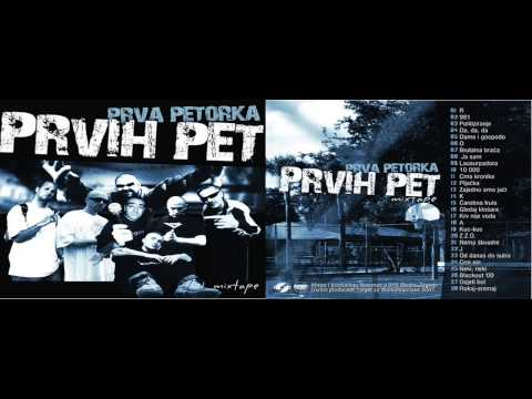 Prva Petorka ‎- Prvih Pet 2007 (Ceo Mixtape) HQ