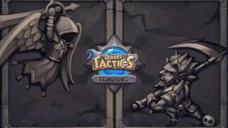 Heroes Tactics : Обзор игры - Первый взгляд.