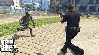 הטורף! מגיע לגיטיאיי (גיטיאיי 5 מודים) - GTA 5 Mods