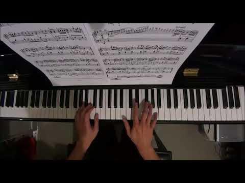 HKSMF 70th Piano 2018 Class 113 Grade 4 Camidge Scherzando Sonata No.2 Movt 2 by Alan 校際音樂節