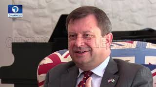 My Expectations From Nigeria's 2019 Election-- Paul Arkwright  Diplomatic Channel 