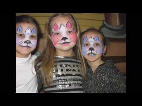Заказать аквагрим во Владимире на детский праздник - услуги аква грима на день рождения ребенка