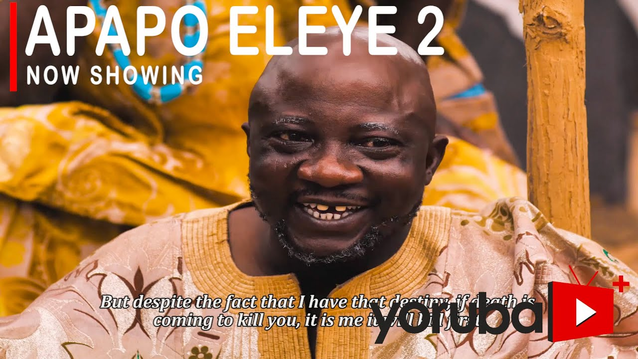 Download Apapo Eleye 2 Latest Yoruba Movie 2020 Drama Starring Iya Gbokan | Sanyeri|Eniola Ajao|Peju Ogunmola
