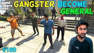 GTA 5 : GANGSTER TREVOR BECOME GENERAL | GTA5 GAMEPLAY #189